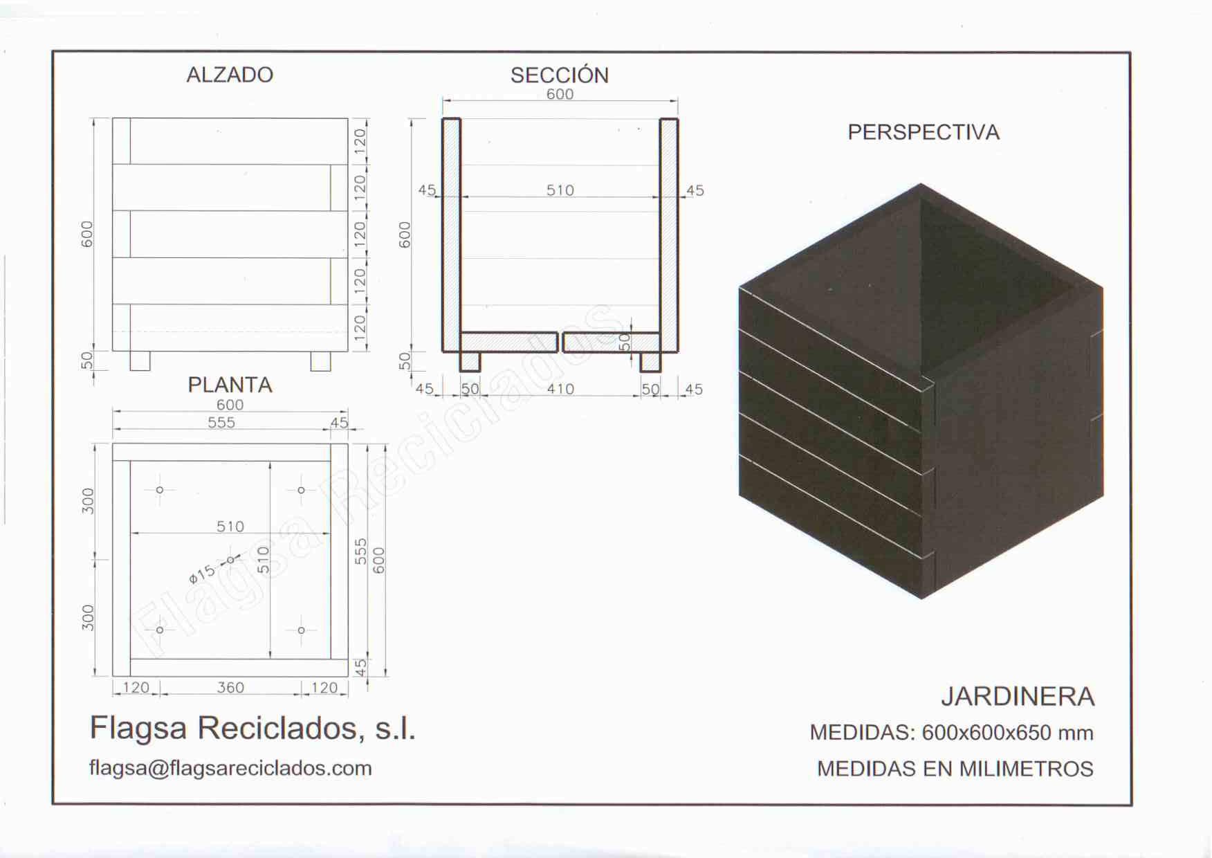 Jardineras medidas related keywords jardineras medidas - Jardineras a medida ...
